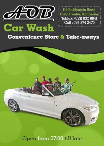 AOB CAR WASH ( Kimberley )