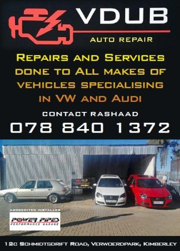 VDUB MECHANICAL SERVICES & AUTO REPAIRS ( Kimberley )