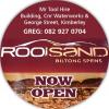 ROOISAND BILTONG SPENS ( Kimberley )